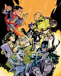 Superman/Batman numeros del 0 al 52 Supesbats52